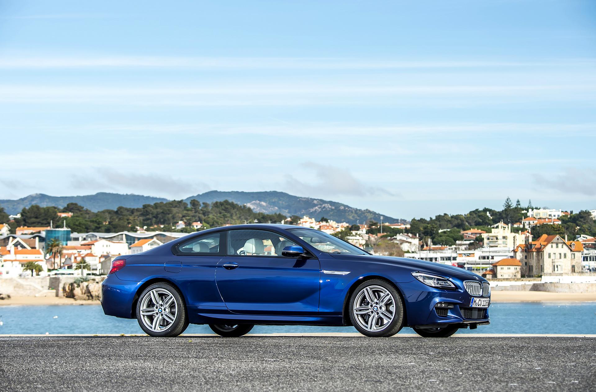 BMW 6 Series Coupé © BMW AG