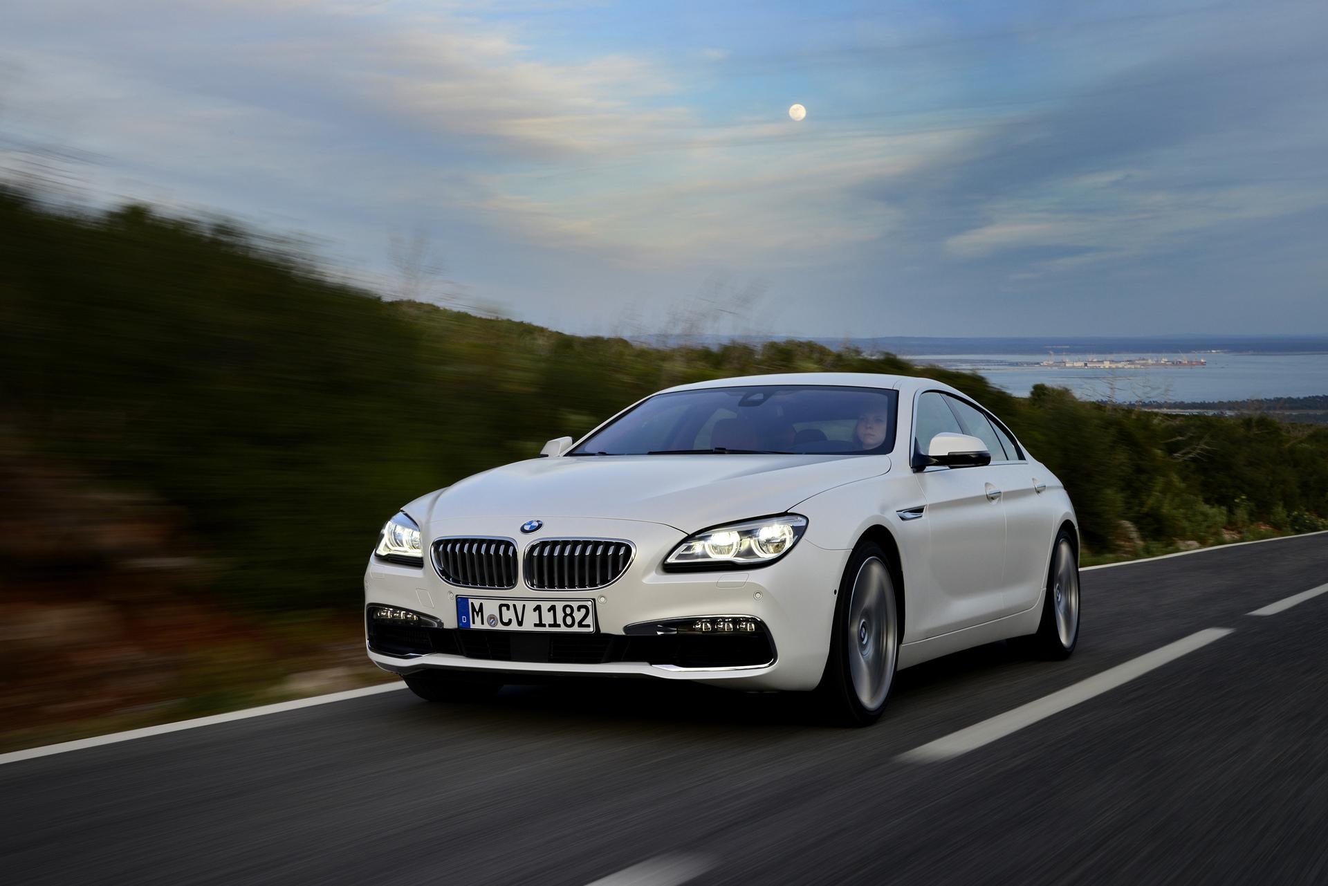 BMW 6 Series Gran Coupé © BMW AG