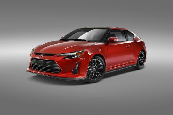Scion tC Release Series 10.0 © Toyota Motor Corporation