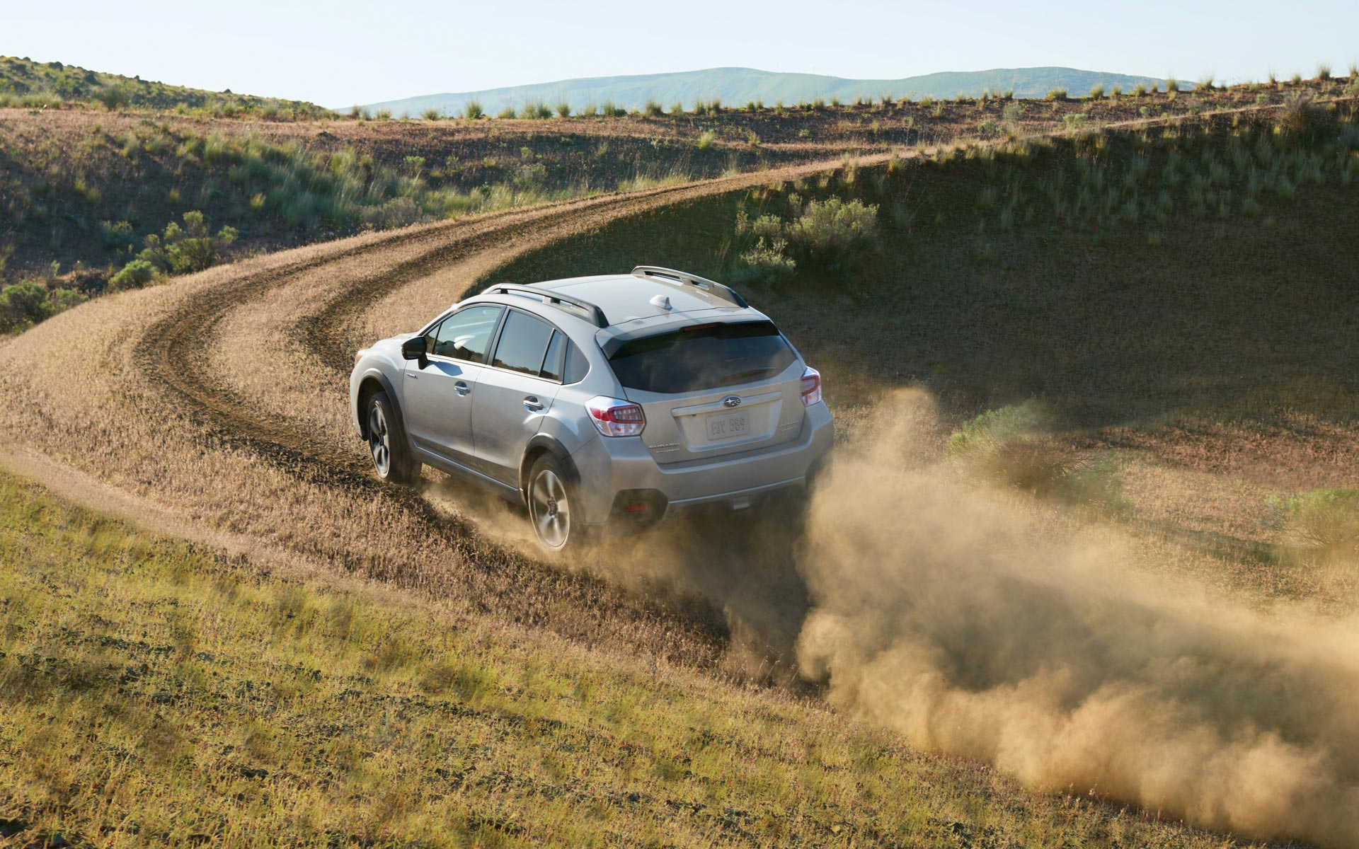 2016 Subaru Crosstrek Hybrid © Fuji Heavy Industries, Ltd.