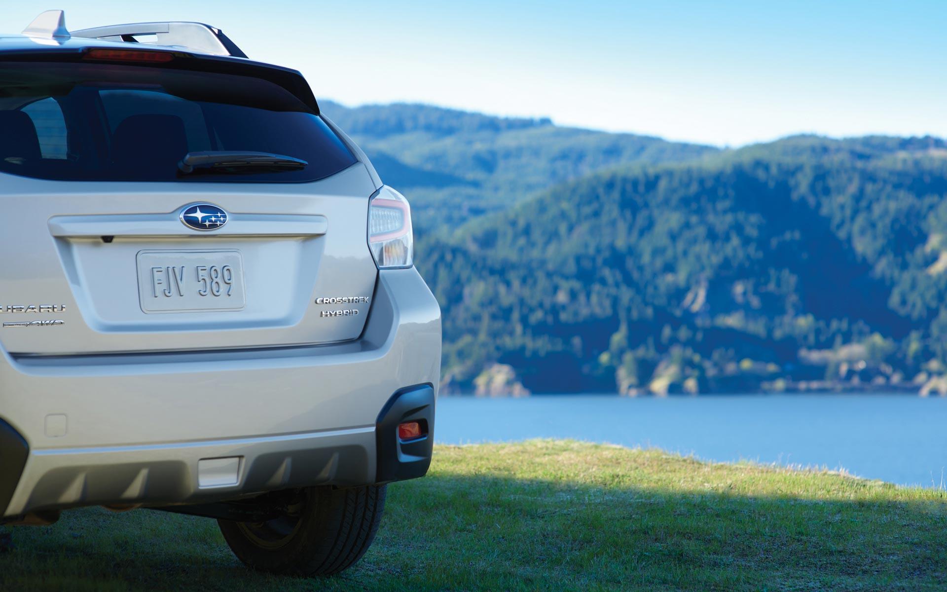 2016 Subaru Crosstrek Hybrid Review - Carrrs Auto Portal