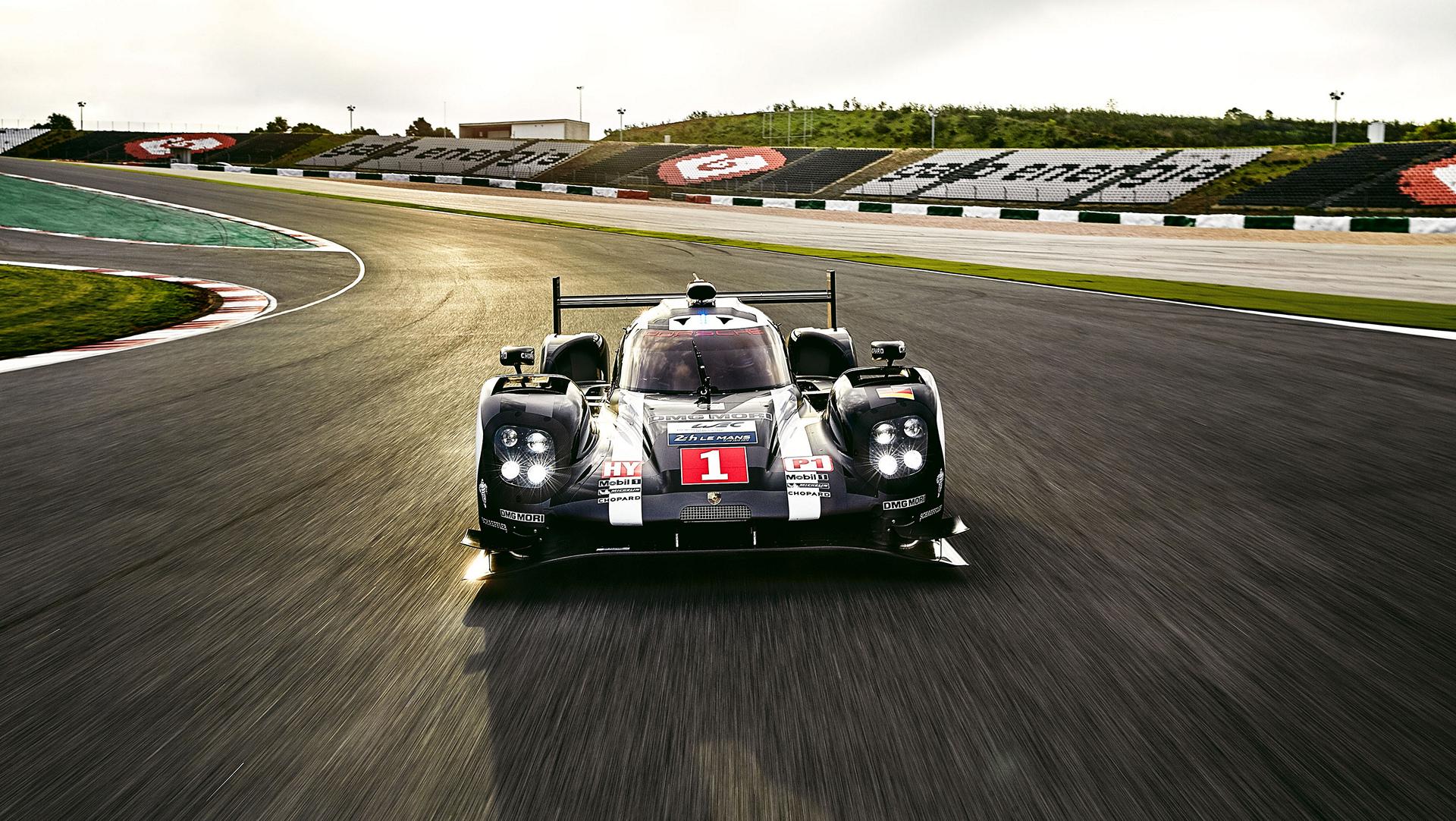 Porsche 919 Hybrid © Dr. Ing. h.c. F. Porsche AG