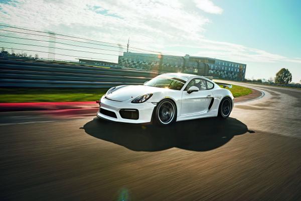 Porsche Cayman GT4 Clubsport © Dr. Ing. h.c. F. Porsche AG