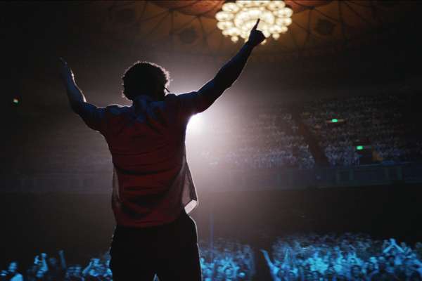 Audi declares Intelligence is the new Rock and Roll in new campaign for the 2017 Audi A4 © Volkswagen AG