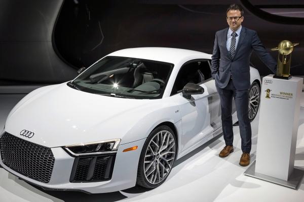 Audi R8 © Volkswagen AG
