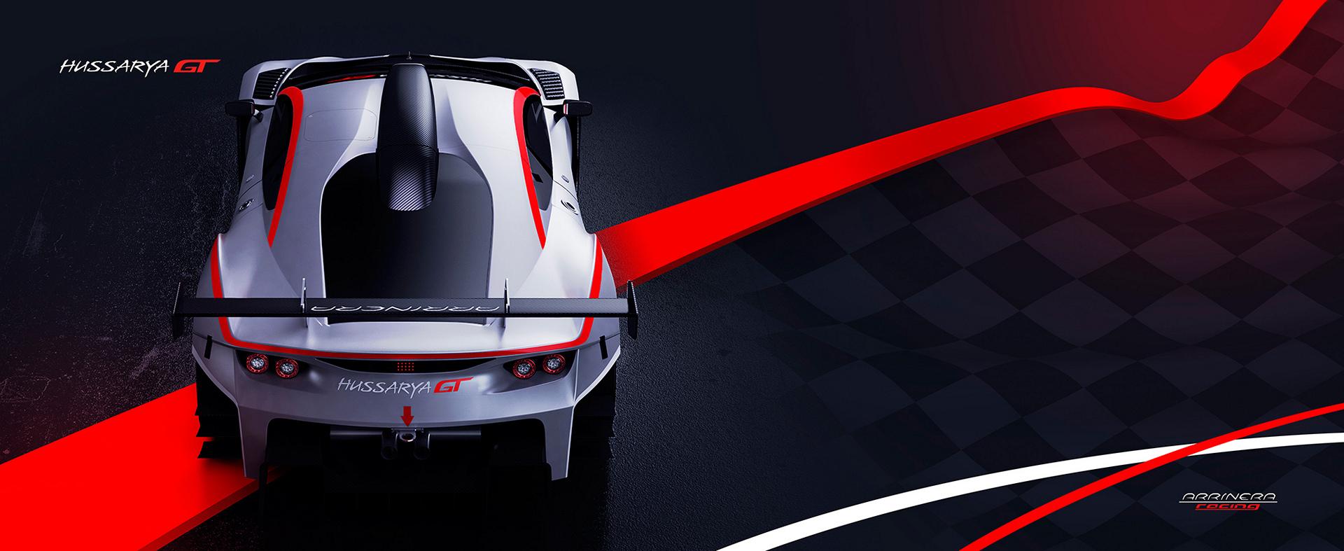 Arrinera Hussarya GT © Arrinera Racing Ltd.