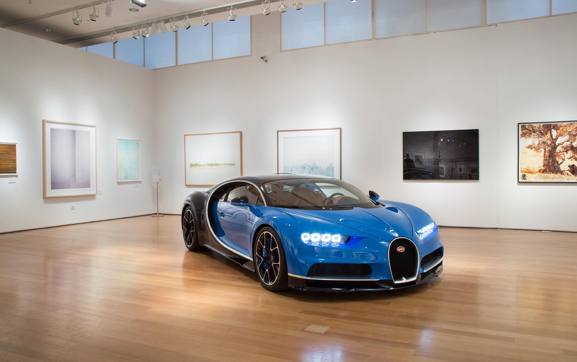 Bugatti Celebrates Us Debut Of The Chiron Carrrs Auto Portal