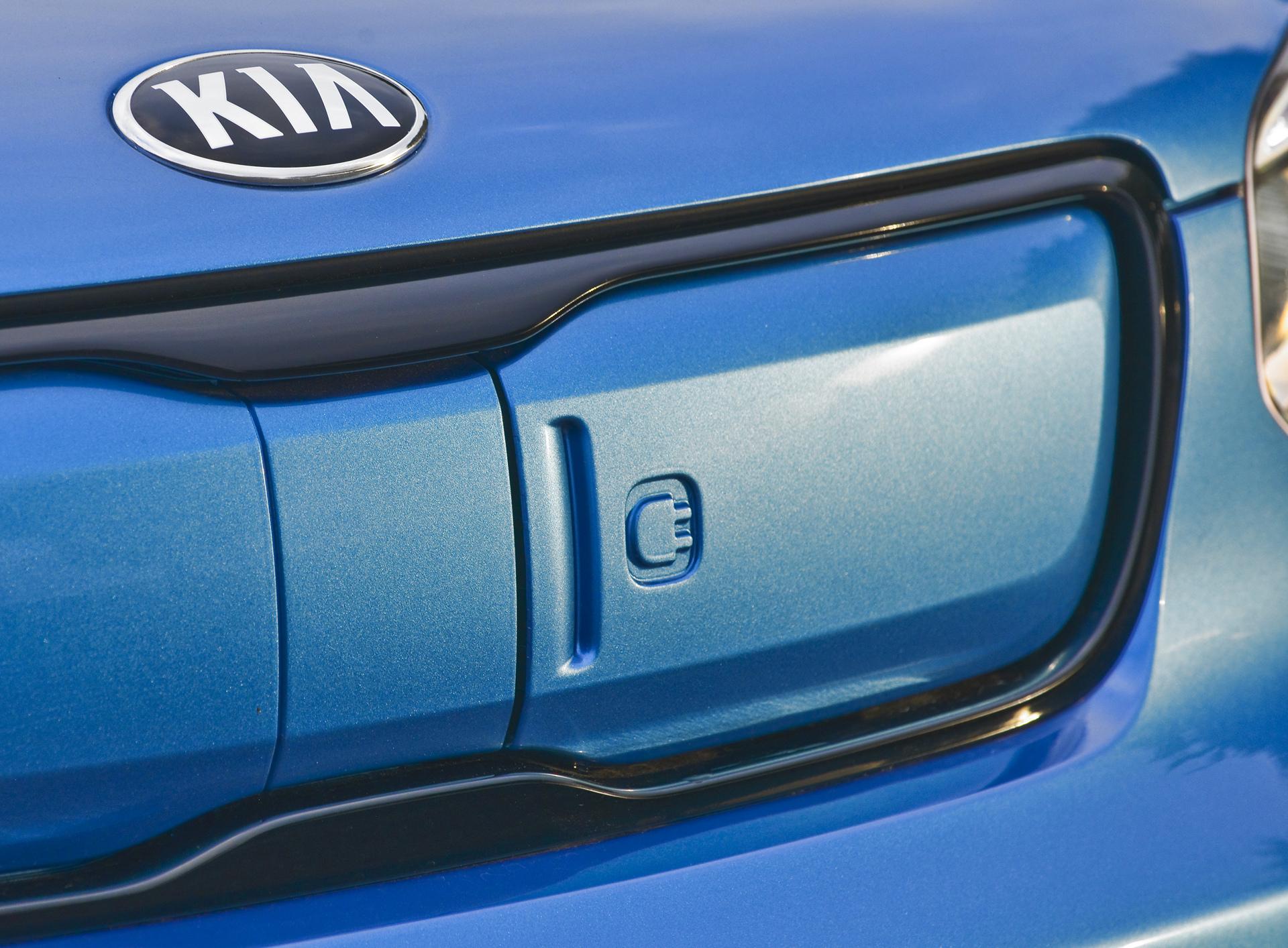 2016 Kia Soul EV © Kia Motors
