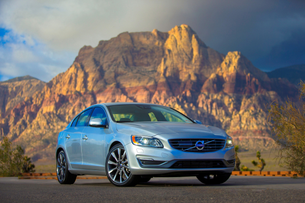 2016 Volvo S60 © Zhejiang Geely Holding Group Co., Ltd