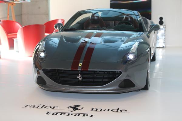 Ferrari California T Tailor Made © Fiat Chrysler Automobiles N.V.