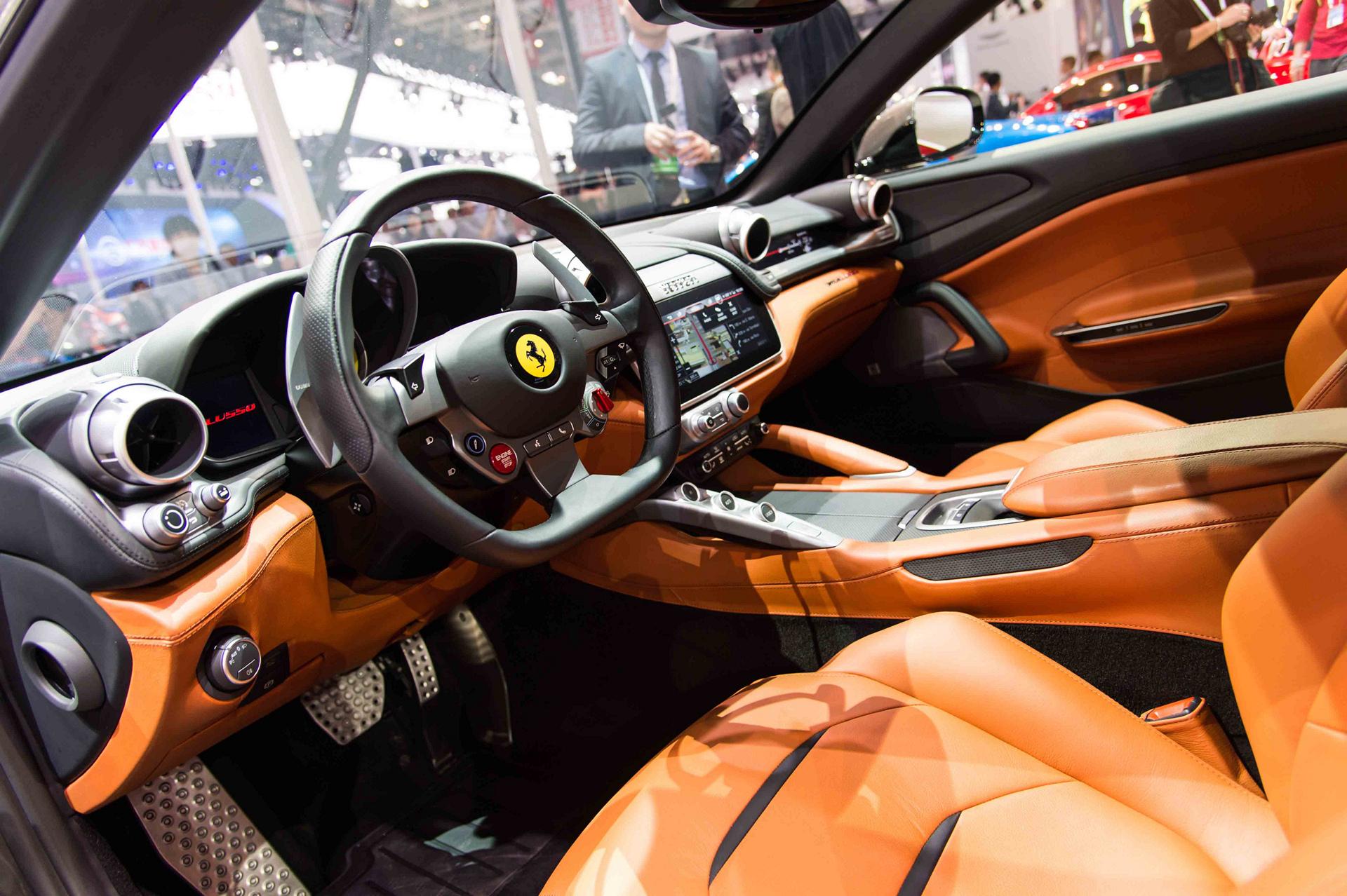 ferrari unveils the all new gtc4lusso in china carrrs auto portal. Black Bedroom Furniture Sets. Home Design Ideas