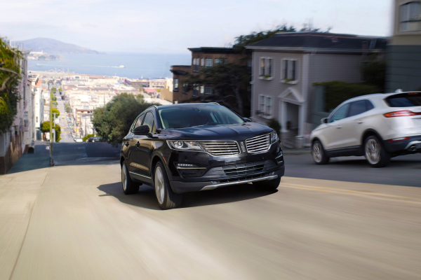 2017 Lincoln MKC © Ford Motor Company