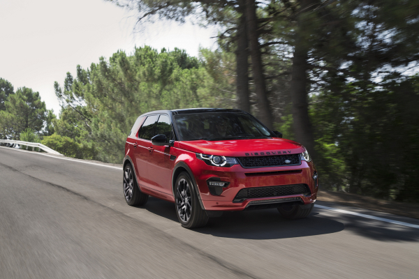 Land Rover Discovery Sport © Tata Group