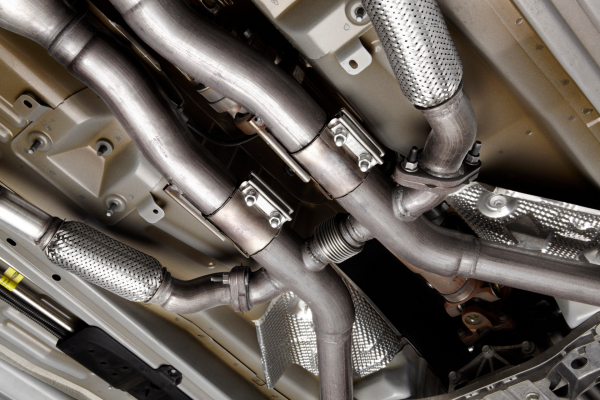 leak in exhaust system repair cost