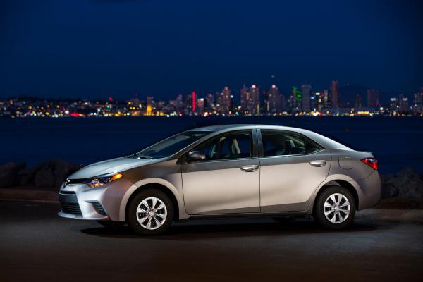2016 Toyota Corolla LE Eco © Toyota Motor Corporation