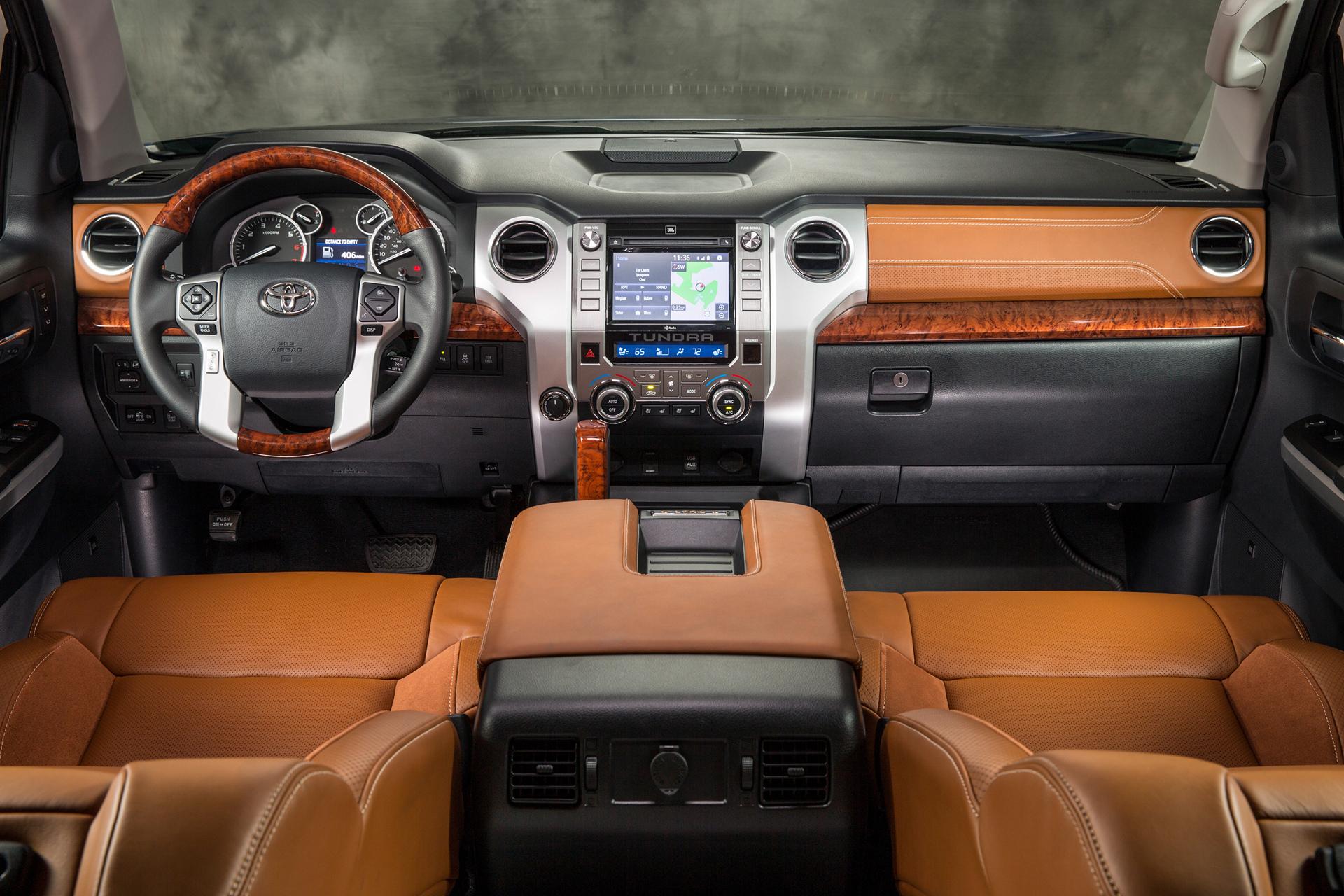 Toyota Tundra: цена, технические характеристики, фото ...
