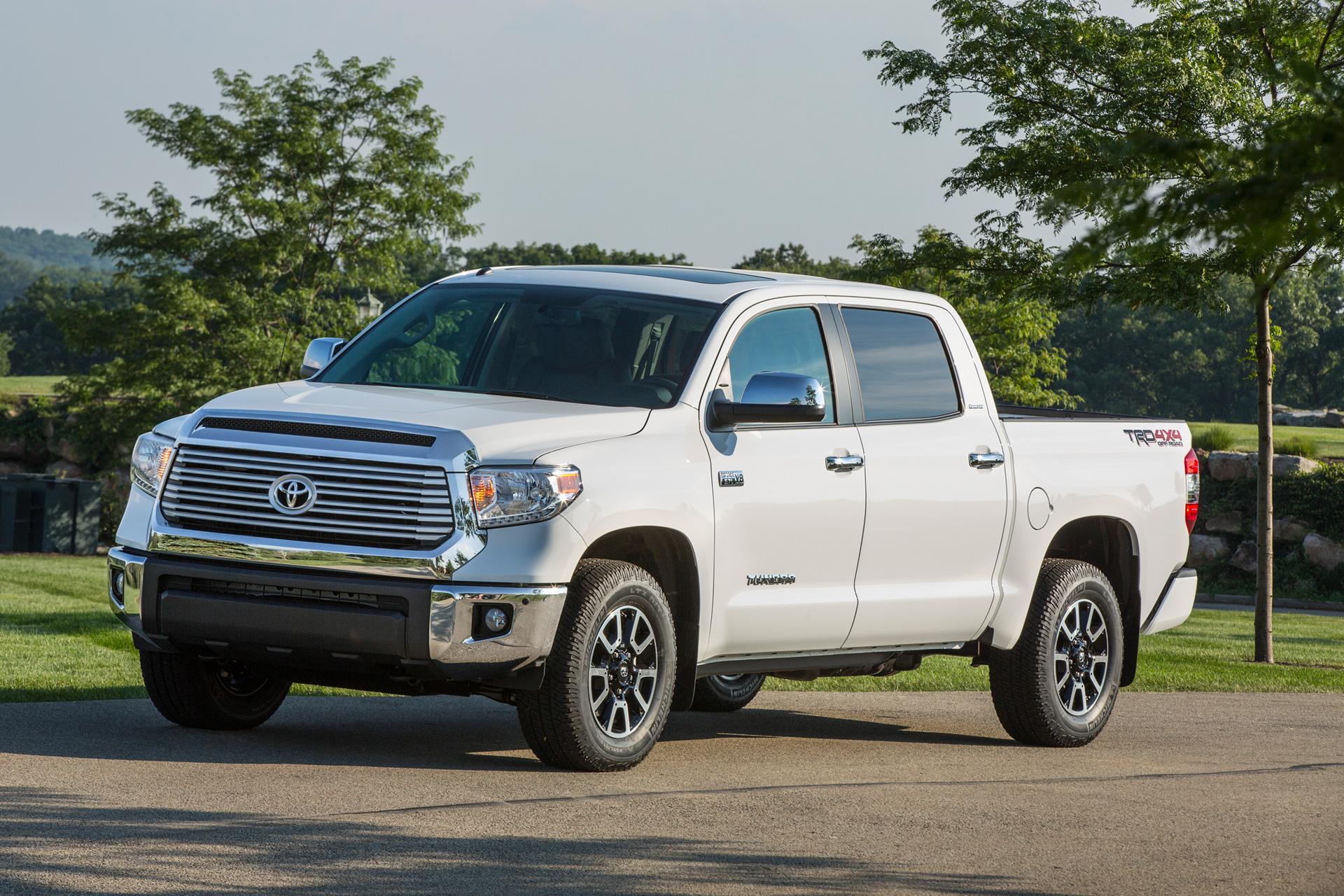 2016 Toyota Tundra Limited Toyota Motor Corporation