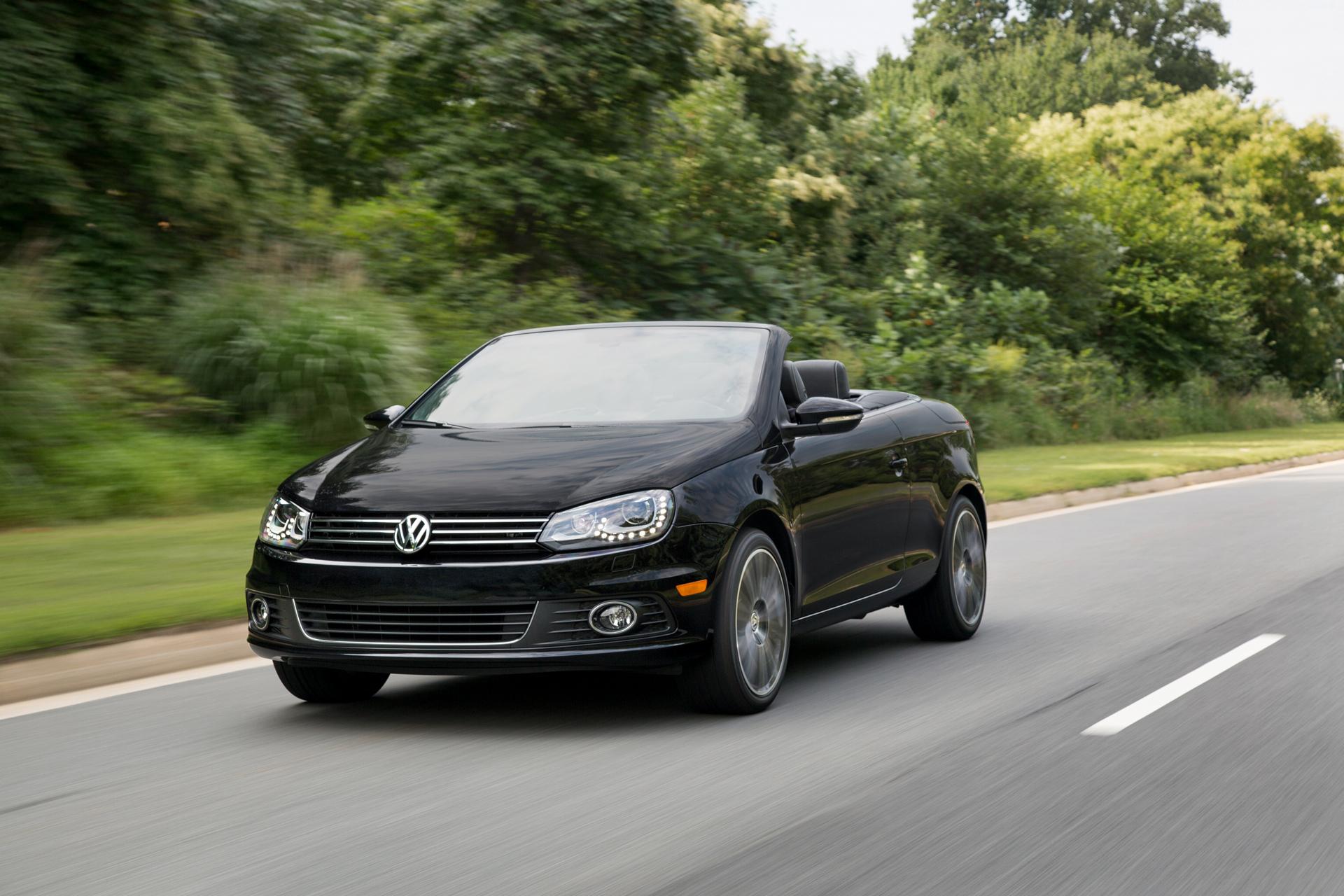 2016 Volkswagen Eos Review - Carrrs Auto Portal