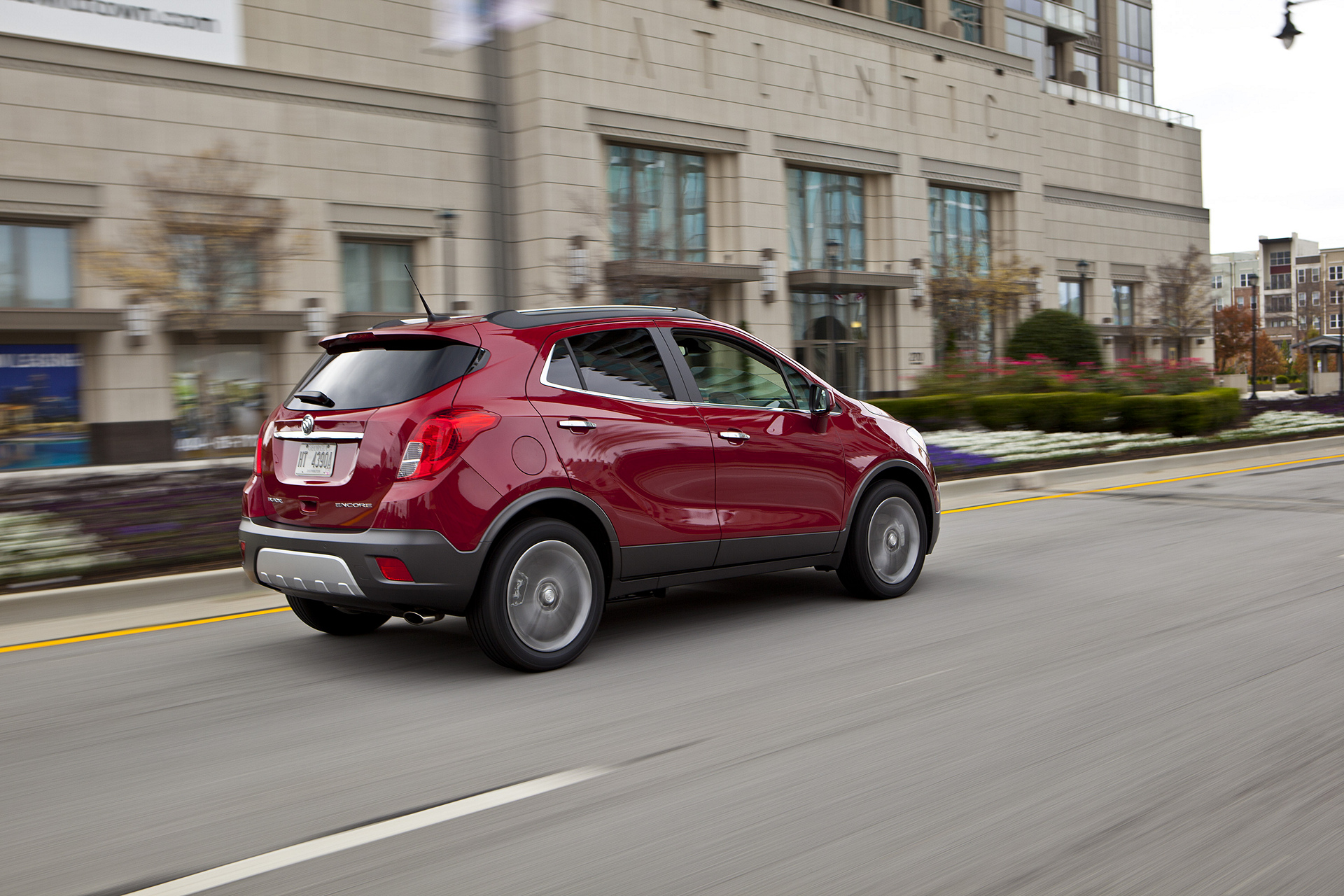 Twin City Buick 2016 Buick Encore Review