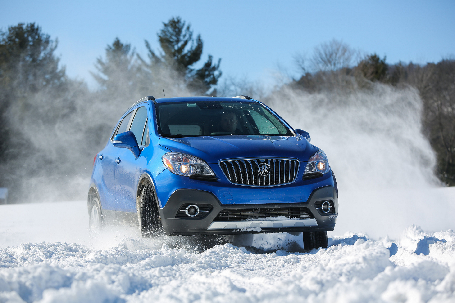 2016 Buick Encore © General Motors