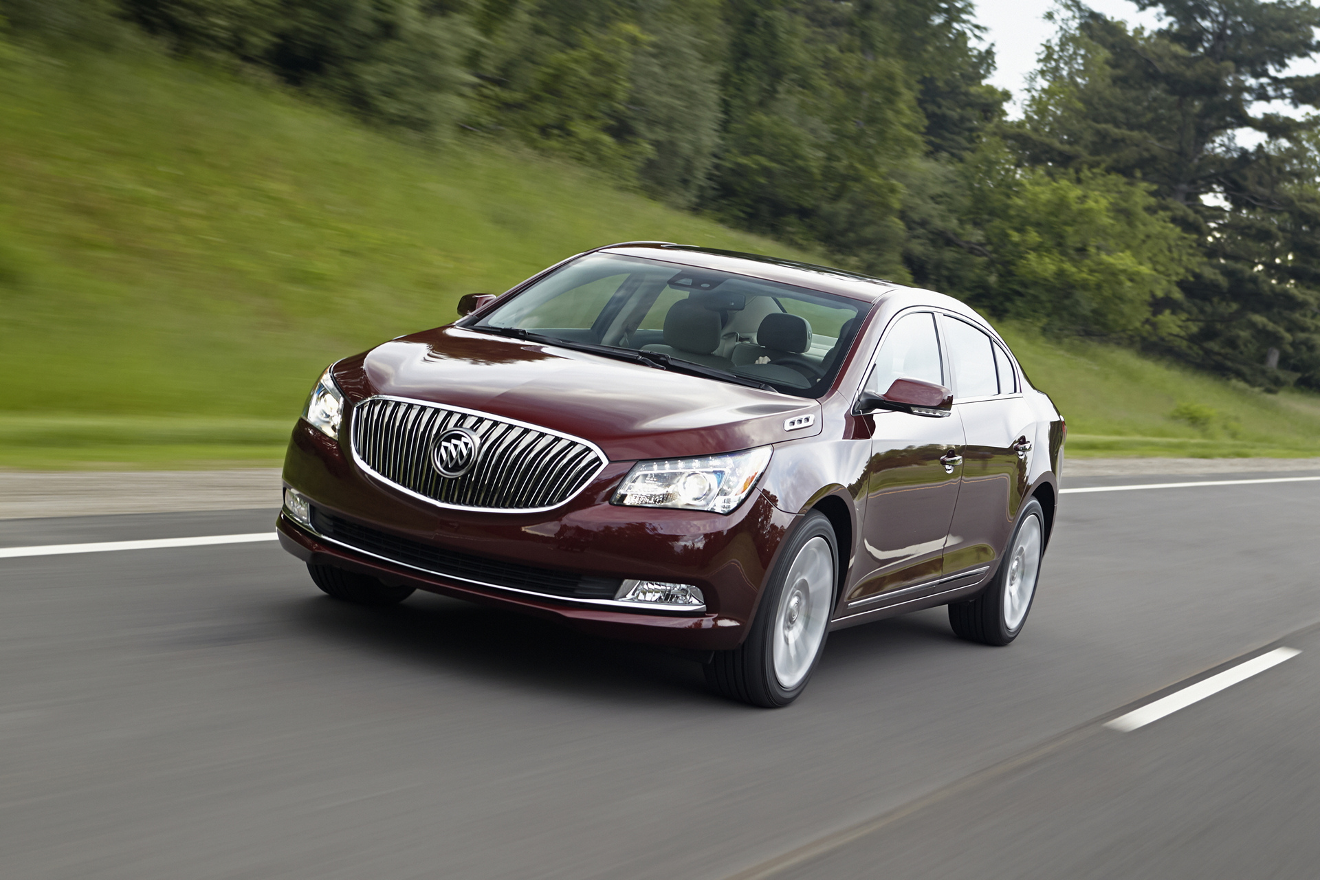 premium today lacrosse and review buick yesterday