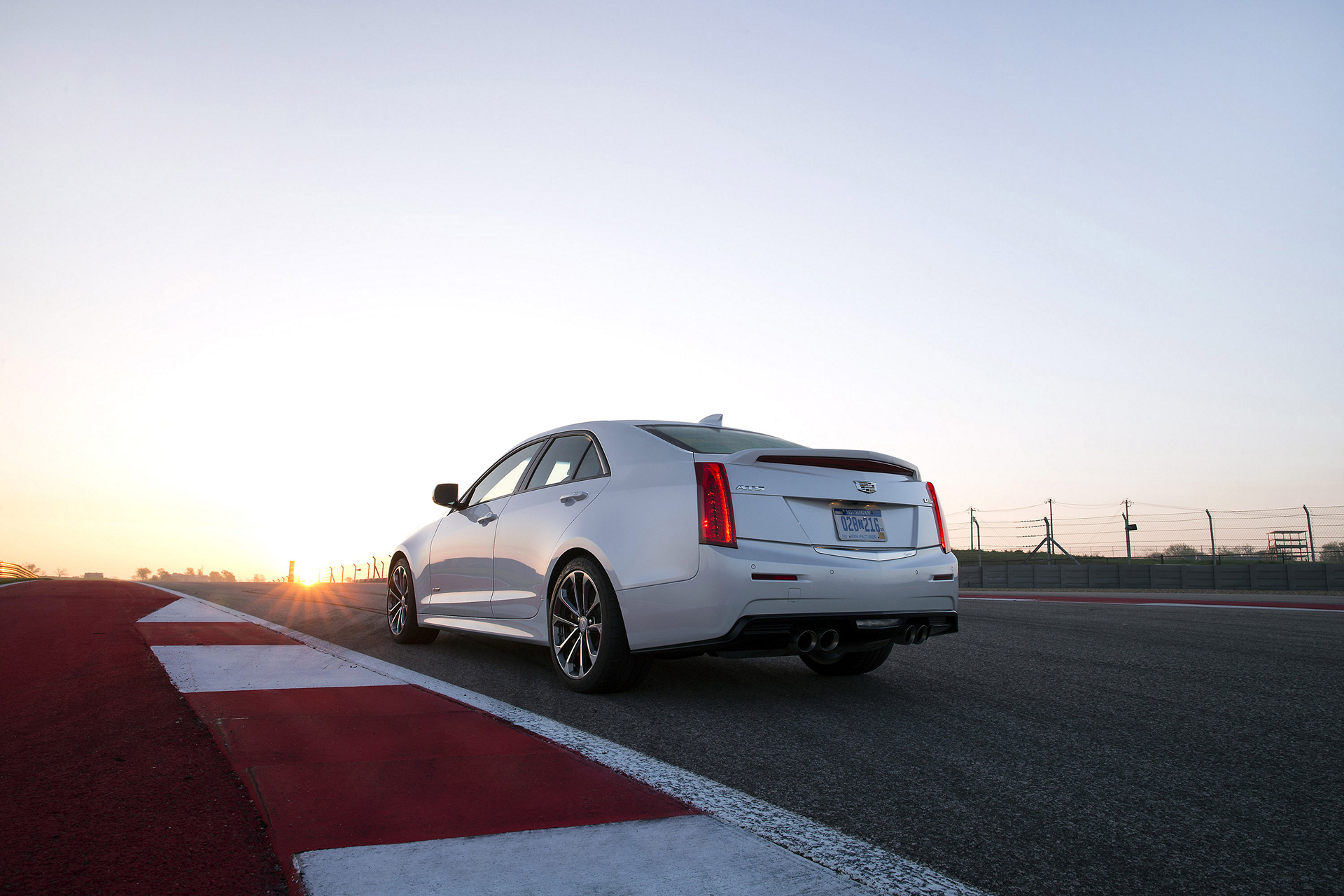 2016 Cadillac Ats V Review Carrrs Auto Portal