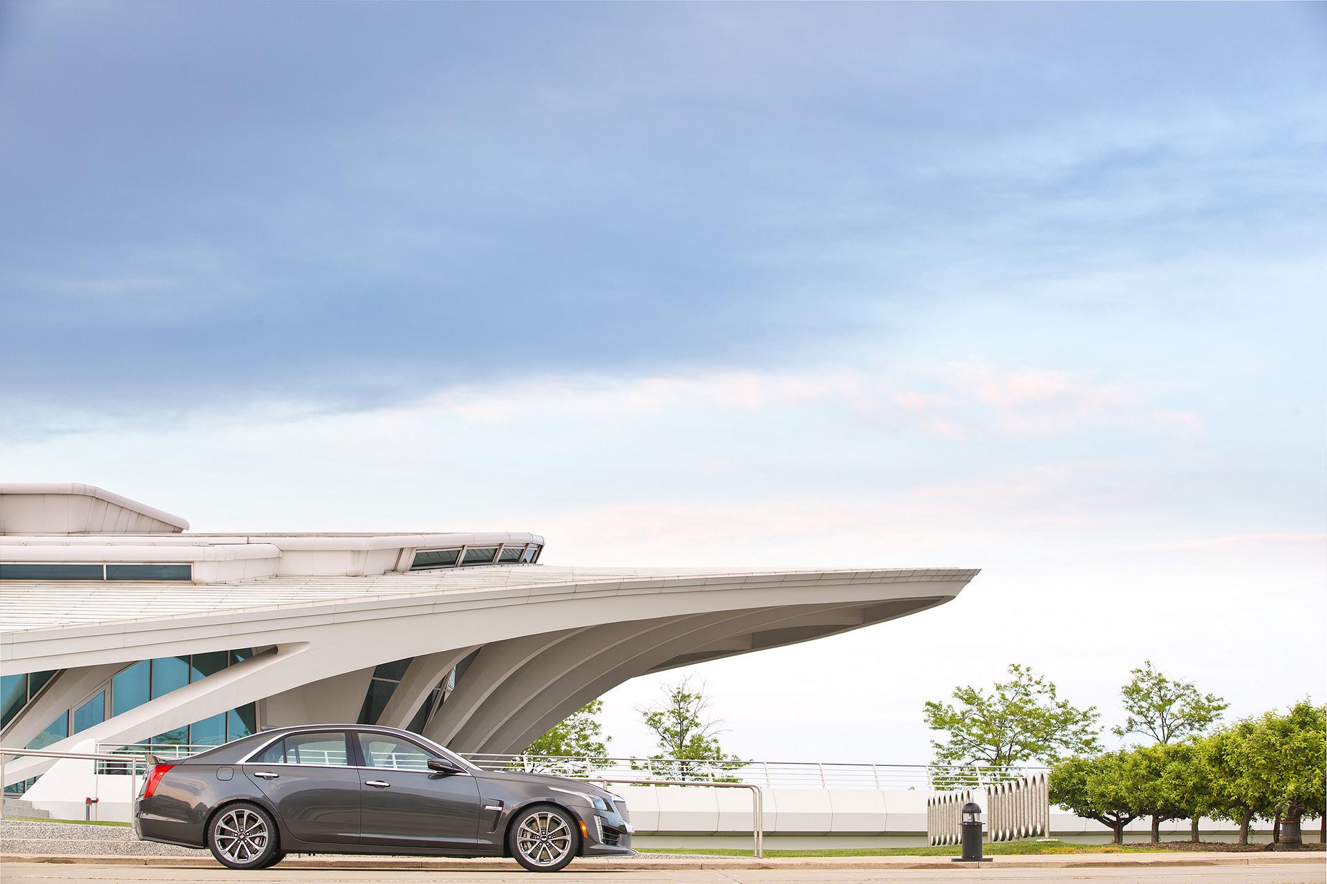 2016 Cadillac CTS-V Sedan Review - Carrrs Auto Portal