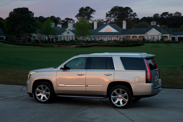 how much does a cadillac escalade cost