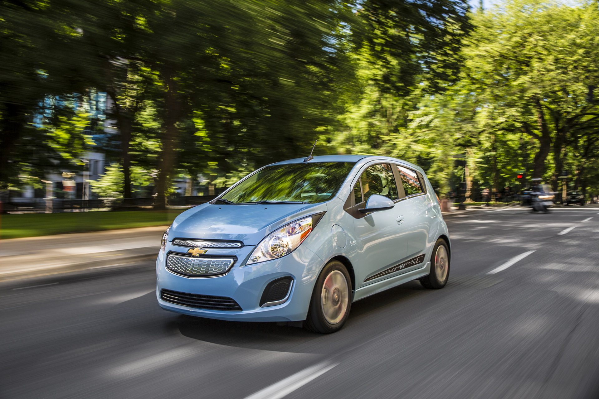 2016 Chevrolet Spark EV Review Carrrs Auto Portal