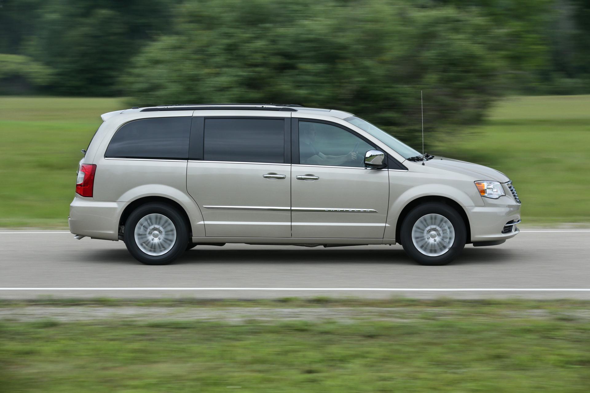 how long is a minivan