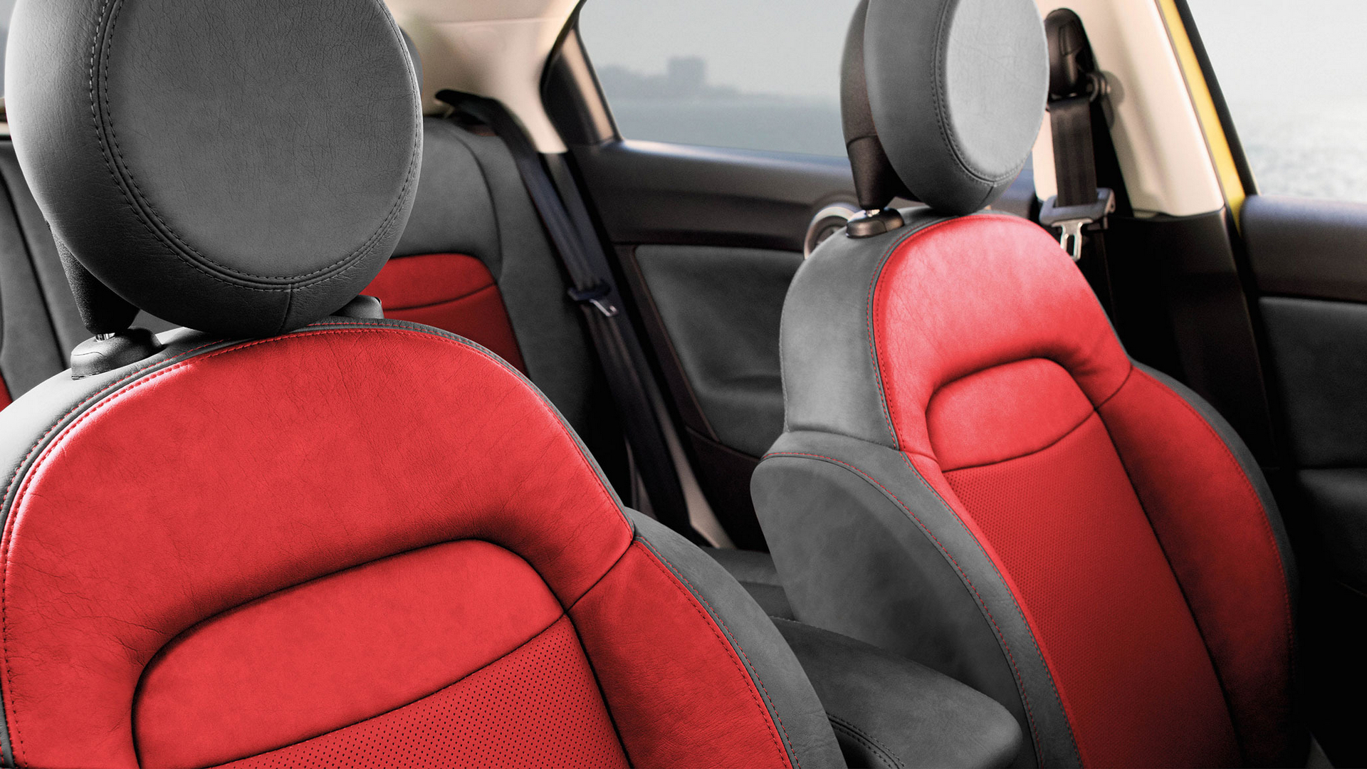 how many seats in a fiat 500