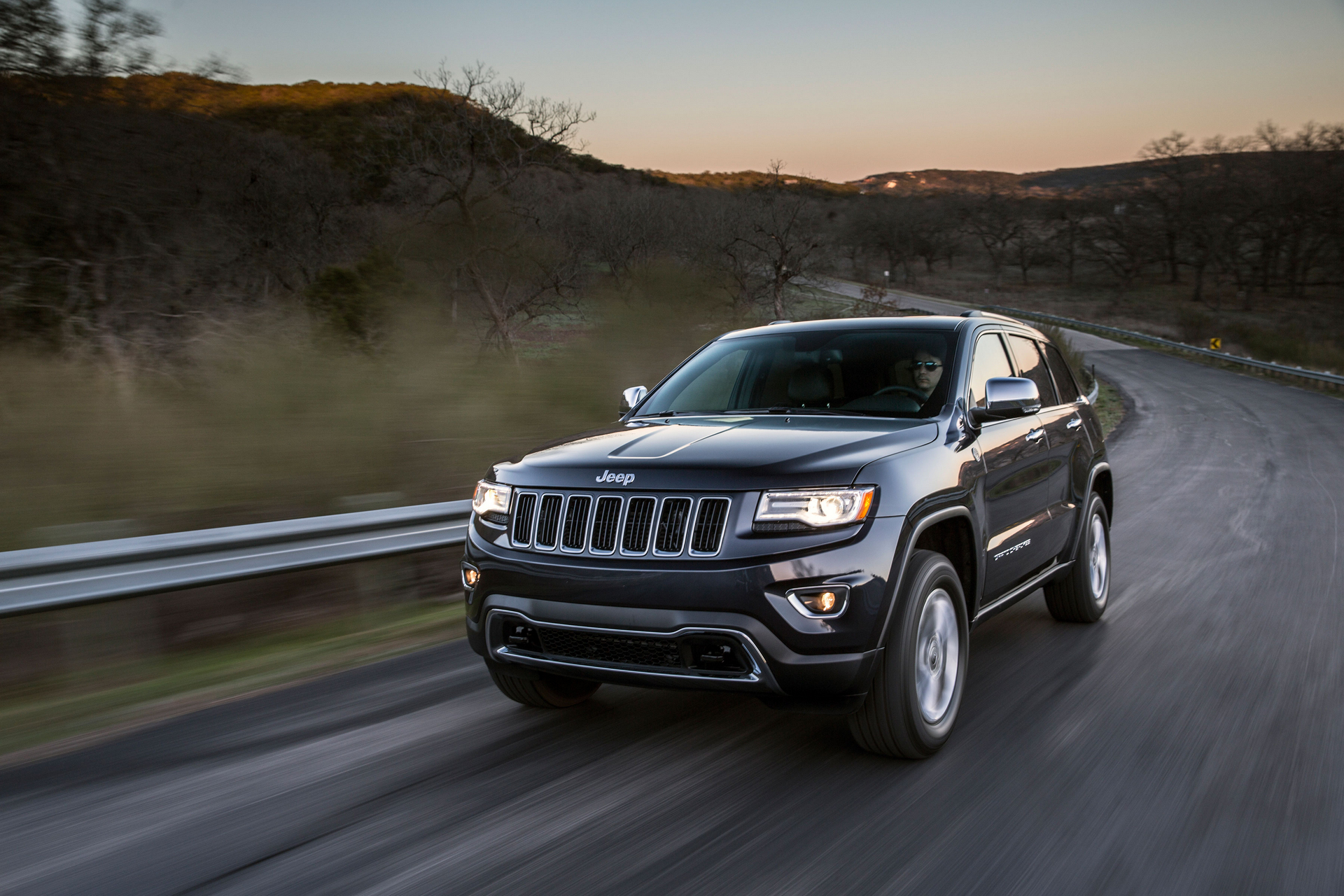 2016 Jeep Grand Cherokee Limited Fiat Chrysler Automobiles N V