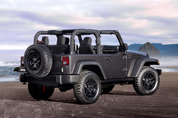how much does a jeep wrangler cost