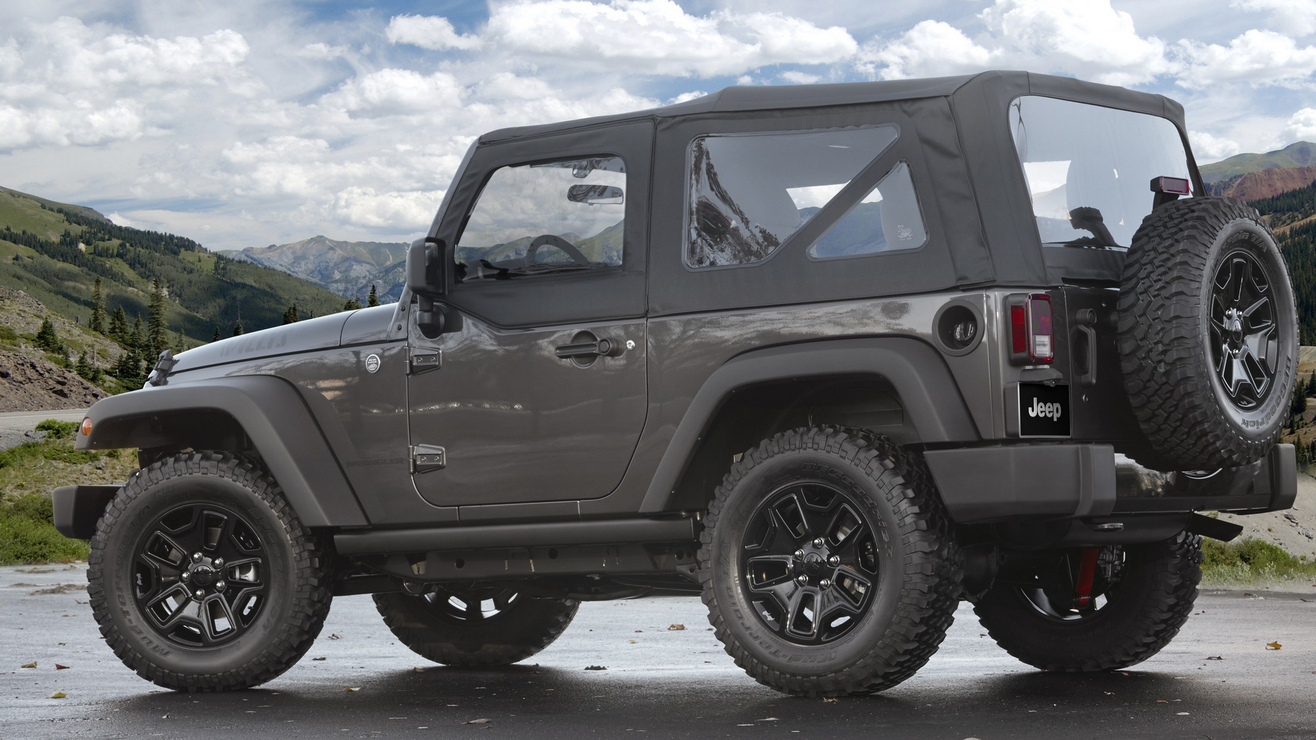 2016 Jeep Wrangler Willys Wheeler Edition C Fiat Chrysler