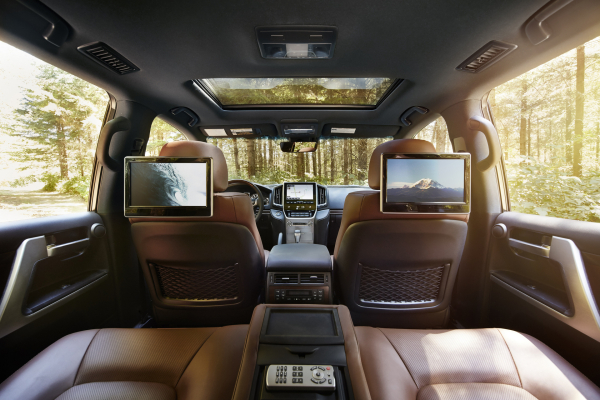 Best 3 Row Luxury Suv >> Lexus Lx Archives Carrrs Auto Portal