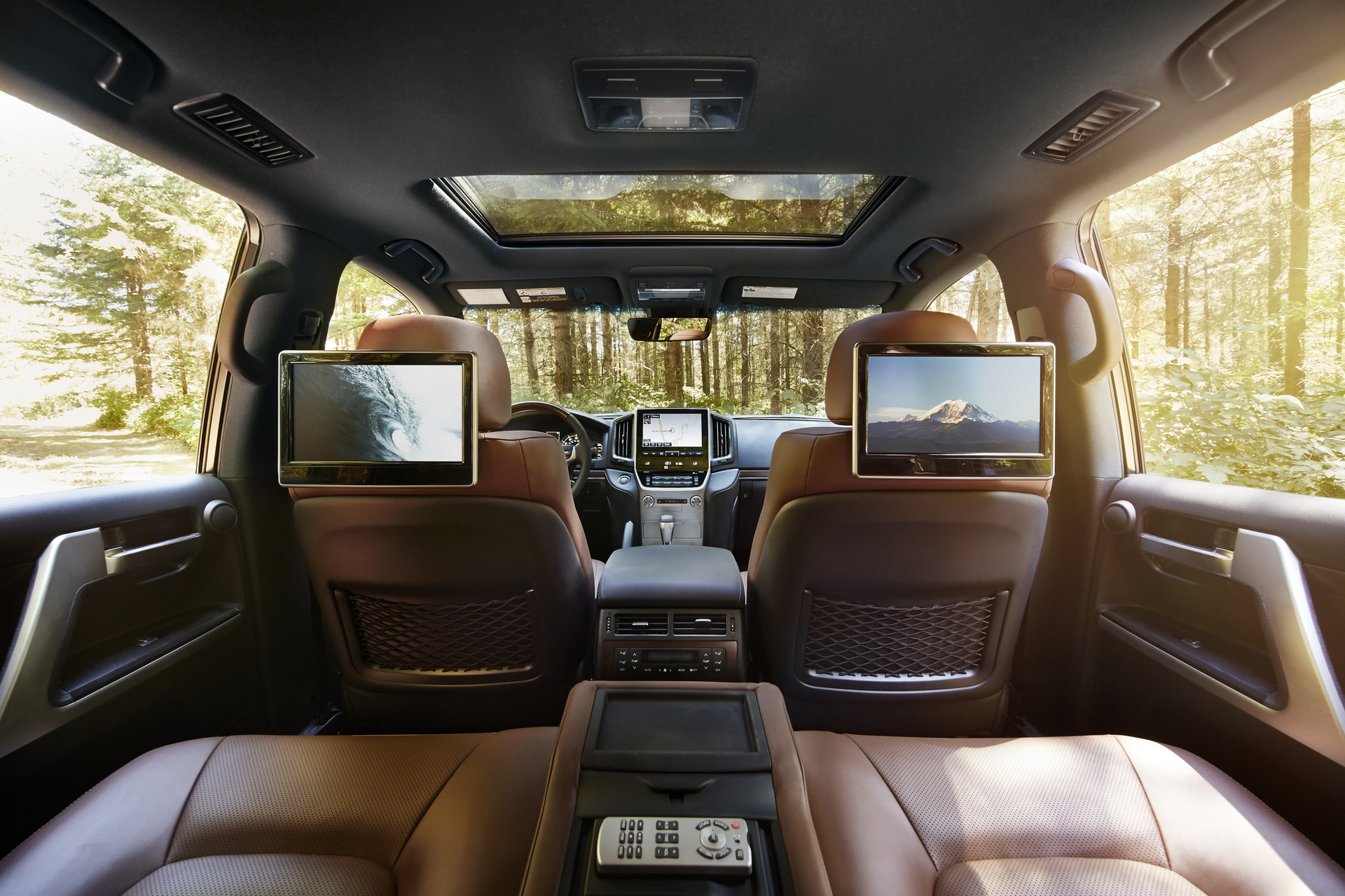Luxury Suvs With 3rd Row Seating