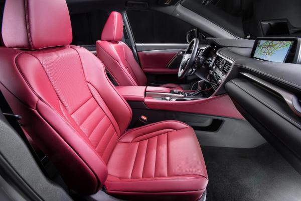 2016 Lexus RX © Toyota Motor Corporation