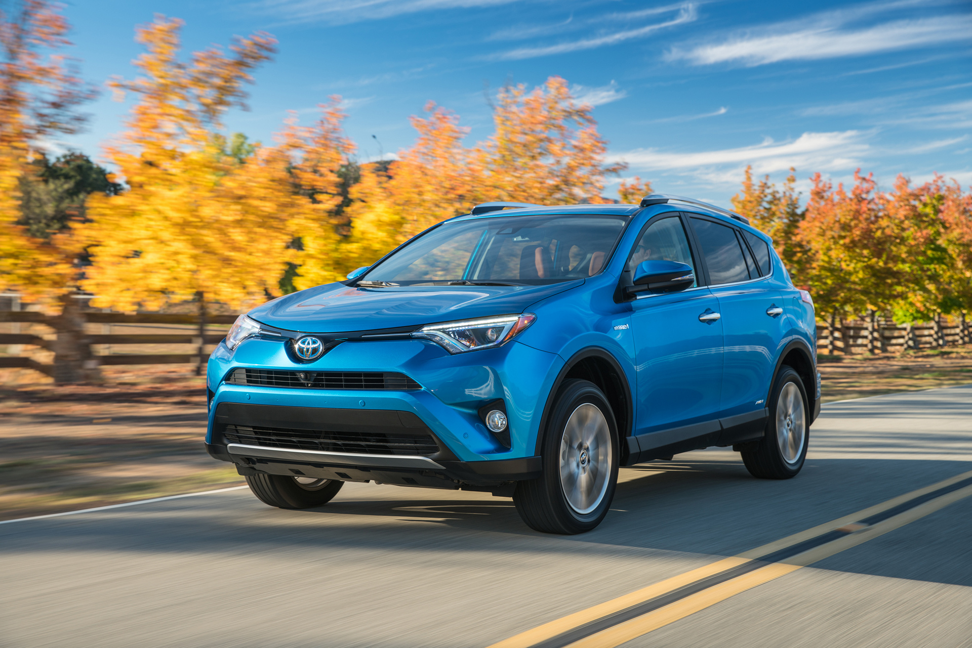 2016 Toyota Rav4 Hybrid Limited Motor Corporation