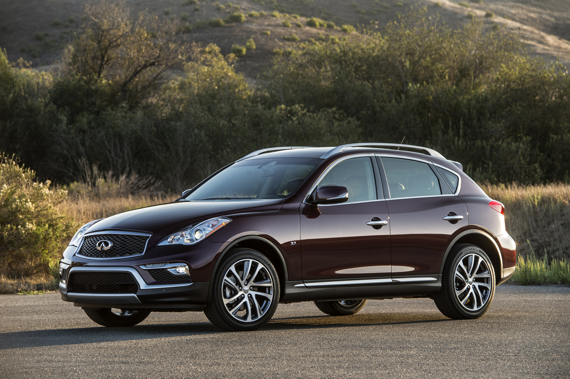 2016 Infiniti QX50 © Nissan Motor Co., Ltd.
