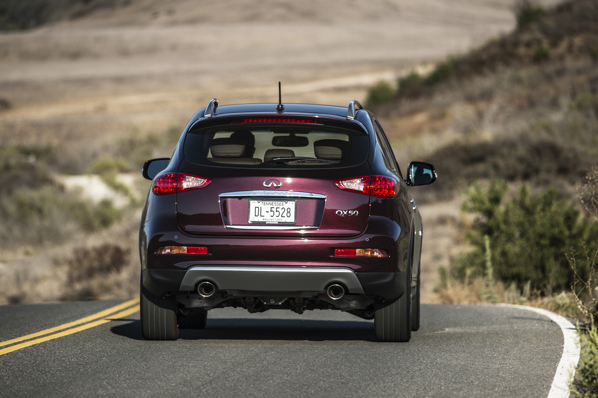 2016 Infiniti QX50 Review  Carrrs Auto Portal
