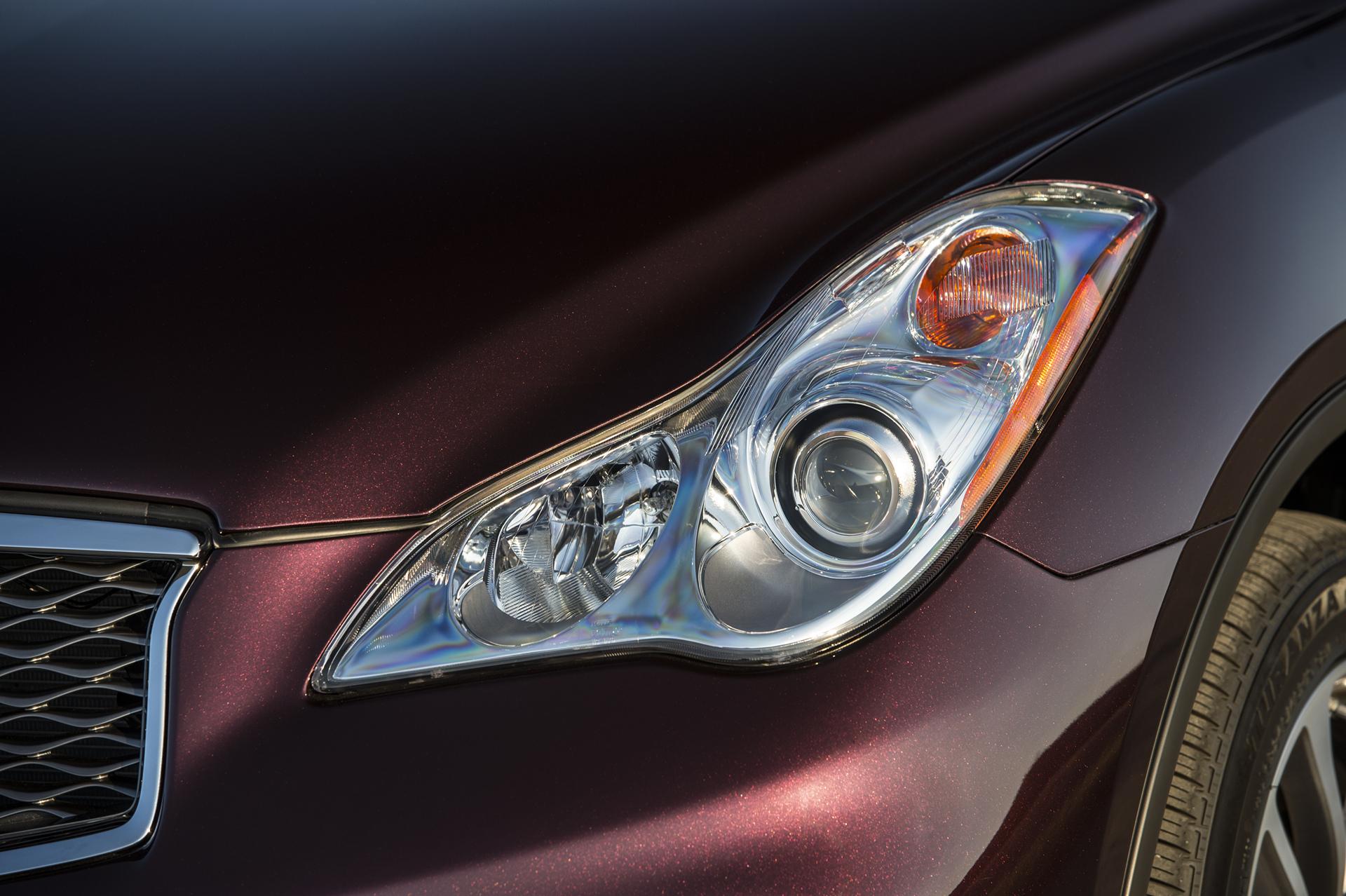 2016 Infiniti QX50 © Nissan Motor Co., Ltd.