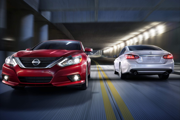 2016 Nissan Altima © Nissan Motor Co., Ltd.