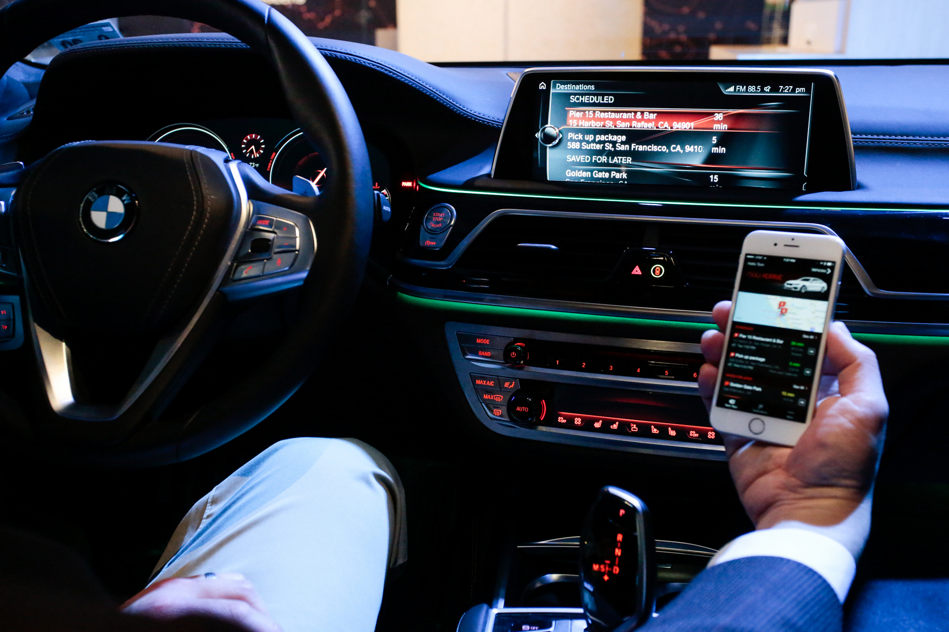 BMW Connected North America © BMW AG