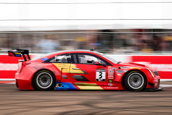 Cadillac'c Cooper 3rd in 2nd Race at Grand Prix of St. Petersburg © General Motors