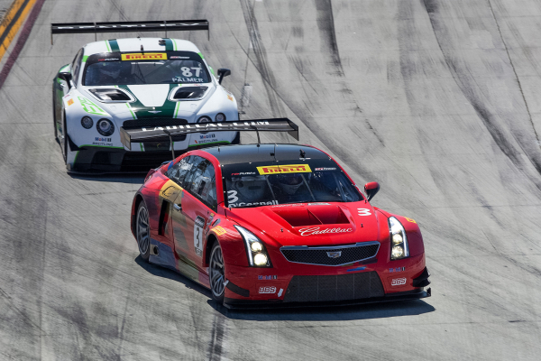 Cadillac's O'Connell Wins at Long Beach © General Motors