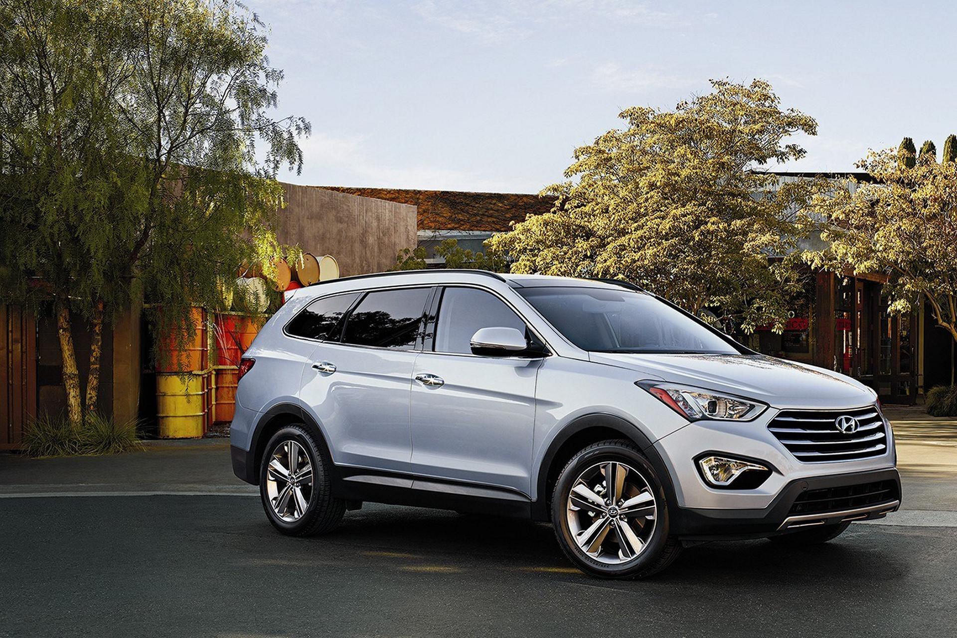 2016 Hyundai Santa Fe Review - Carrrs Auto Portal