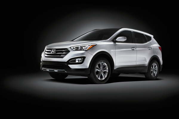 2016 Hyundai Santa Fe Sport © Hyundai Motor Company