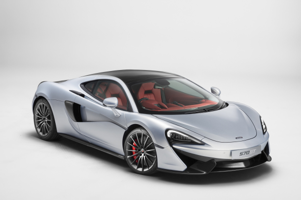 McLaren 570GT © McLaren Automotive