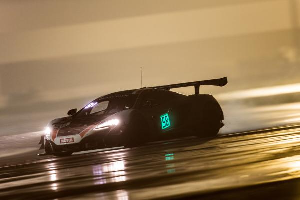 Double points finish for McLaren 650S GT3 © McLaren Automotive