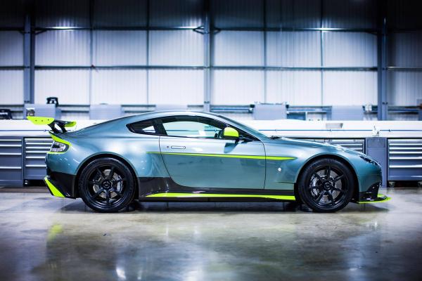 Aston Martin Vantage GT8 © Aston Martin Lagonda Limited